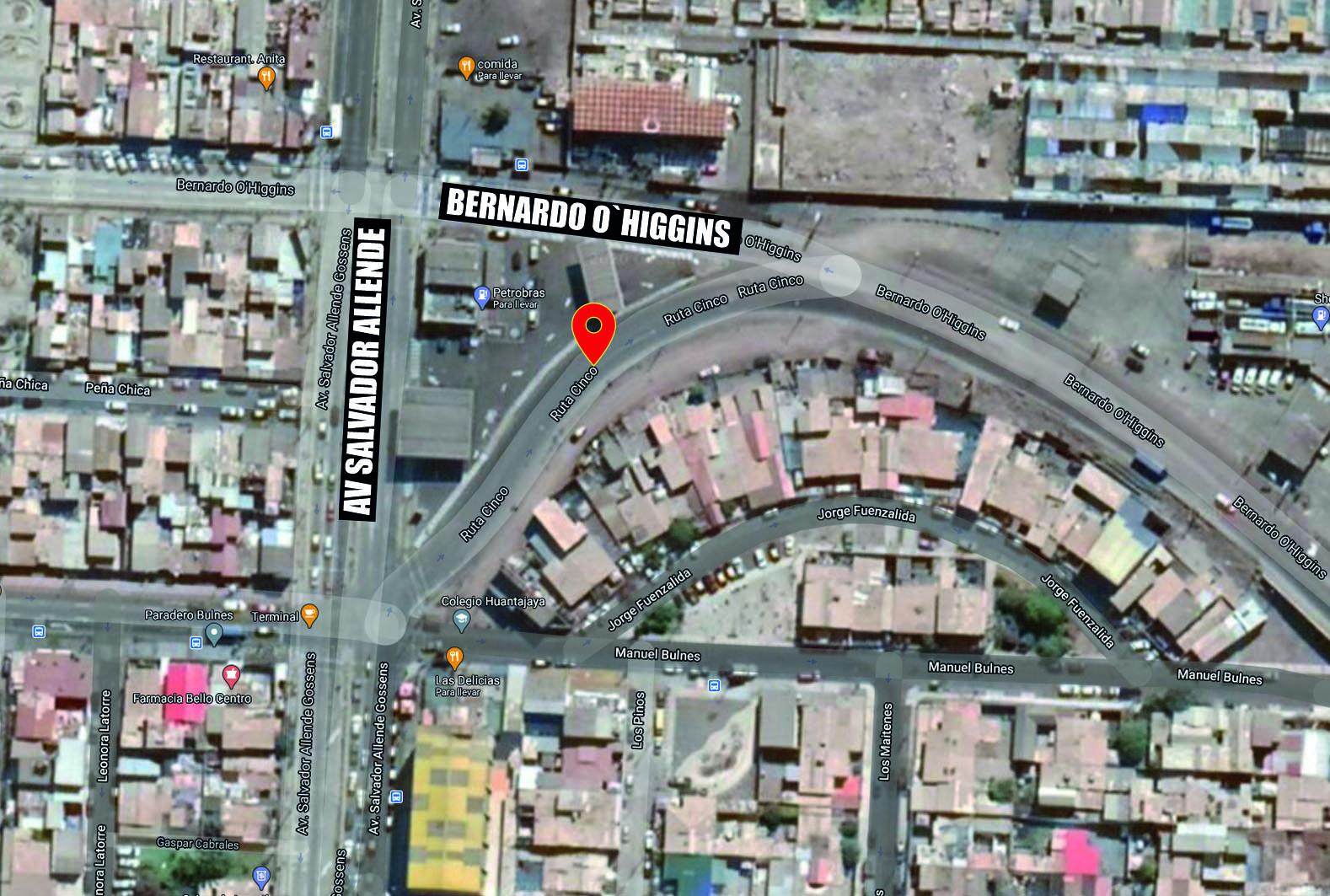 Camión bacheador de la Municipalidad de Iquique trabajará en accesos a la ciudad