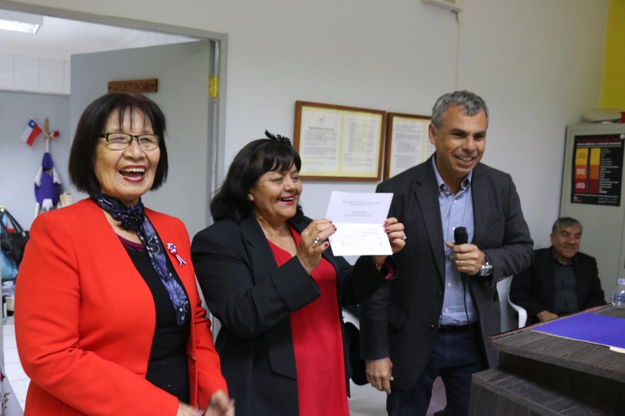 IMAGEN DE ARCHIVO: DECRETO ALCALDICIO N°1340 APRUEBA PROYECTOS POSTULADOS AL FONDO DE DESARROLLO VECINAL 2020