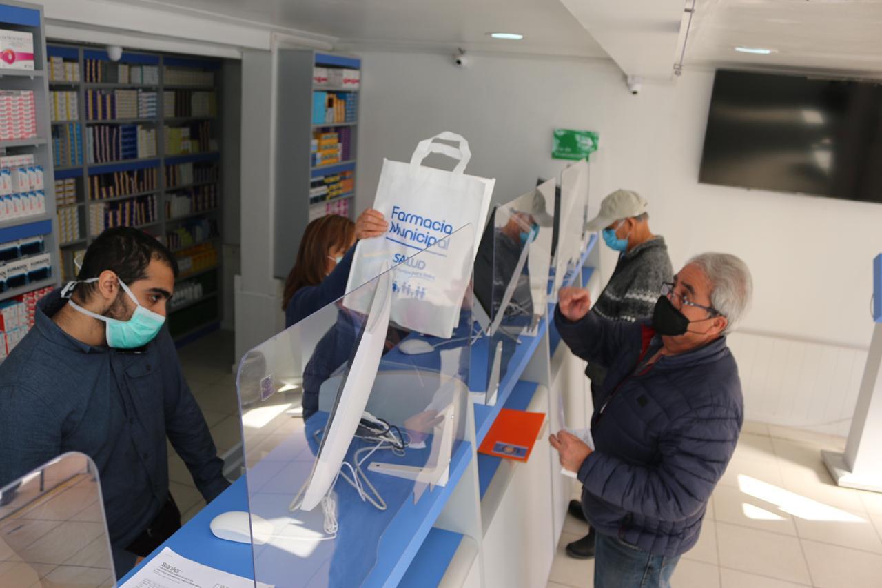 ¡Vecinas y vecinos!: Farmacia Municipal de Iquique tiene nuevo horario de atención