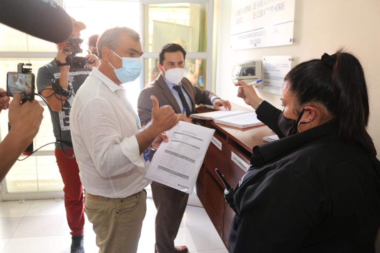 Municipalidad de Iquique presenta Recurso de Protección ante descontrol fronterizo y grave crisis humanitaria