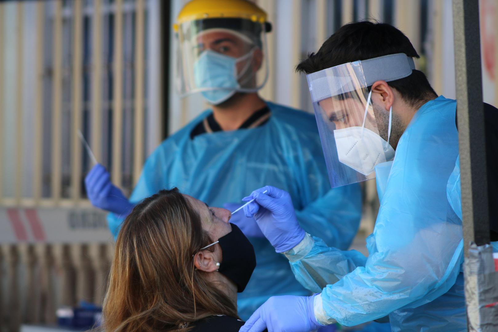 Centros de Salud Familiar de Iquique estarán cerrados durante vacunación de funcionarios contra el COVID-19