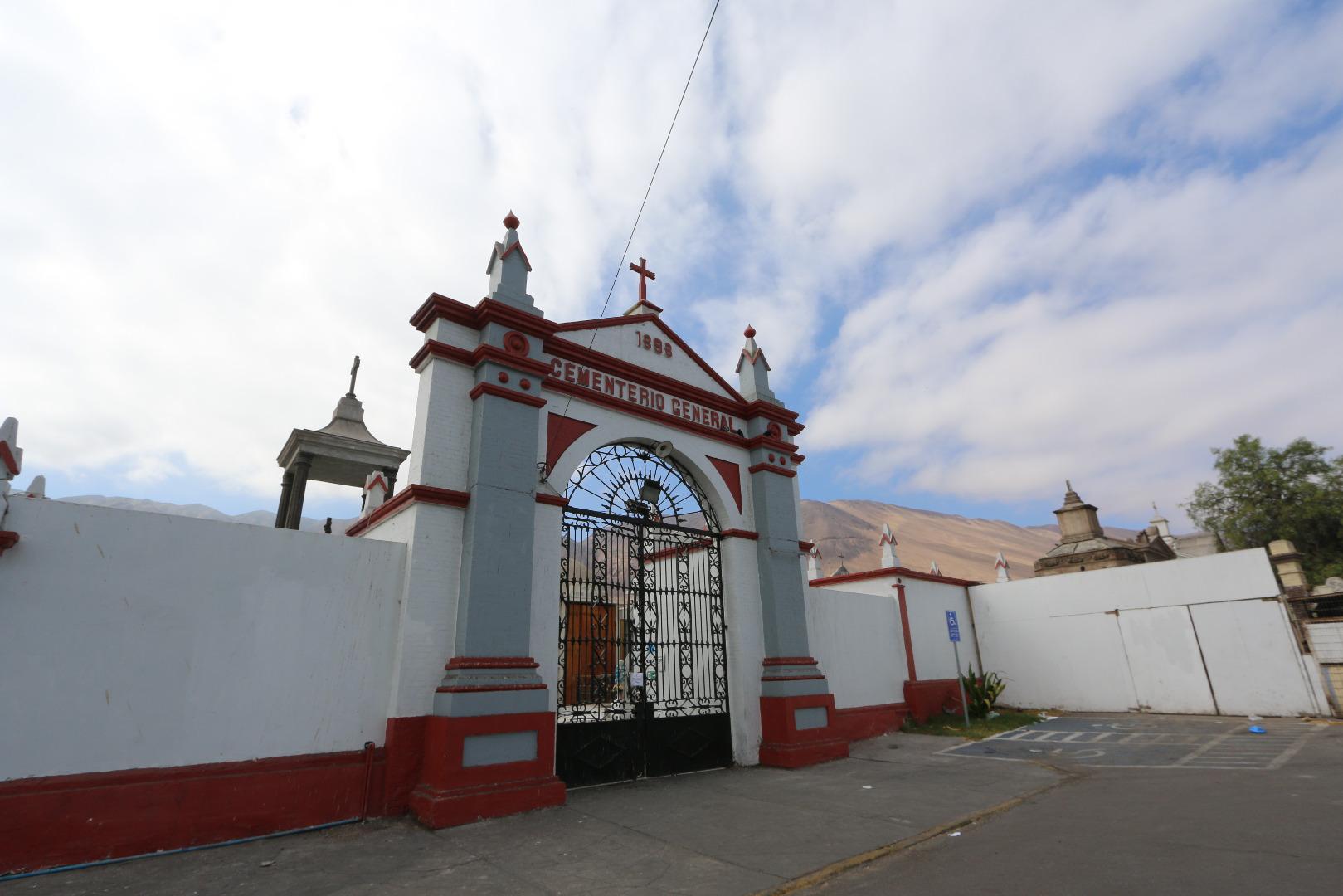 Cormudesi extiende por 1 año arriendo y nichos sociales vencidos durante 2020 en cementerios públicos de Iquique