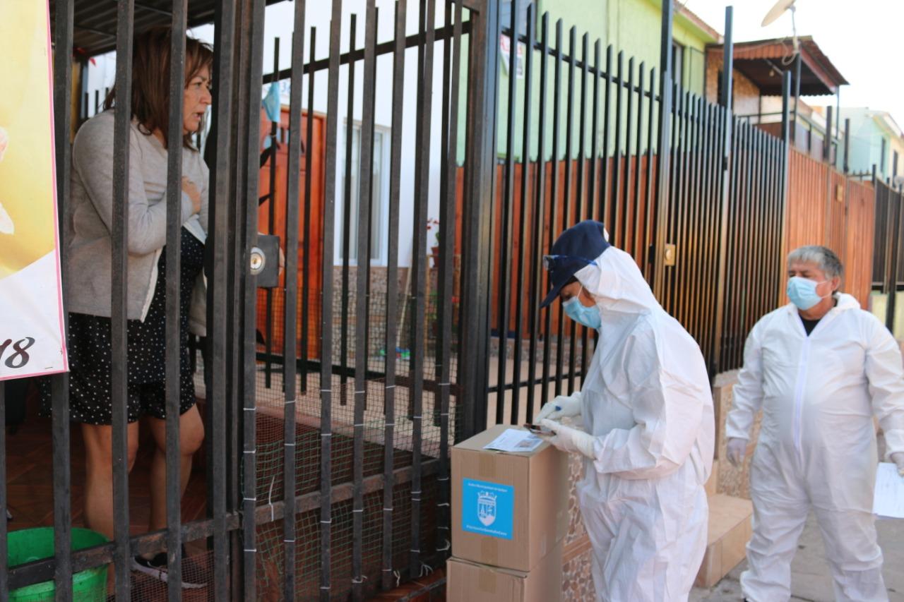Municipalidad de Iquique ha otorgado más de 11.300 beneficios sociales en lo que va del año