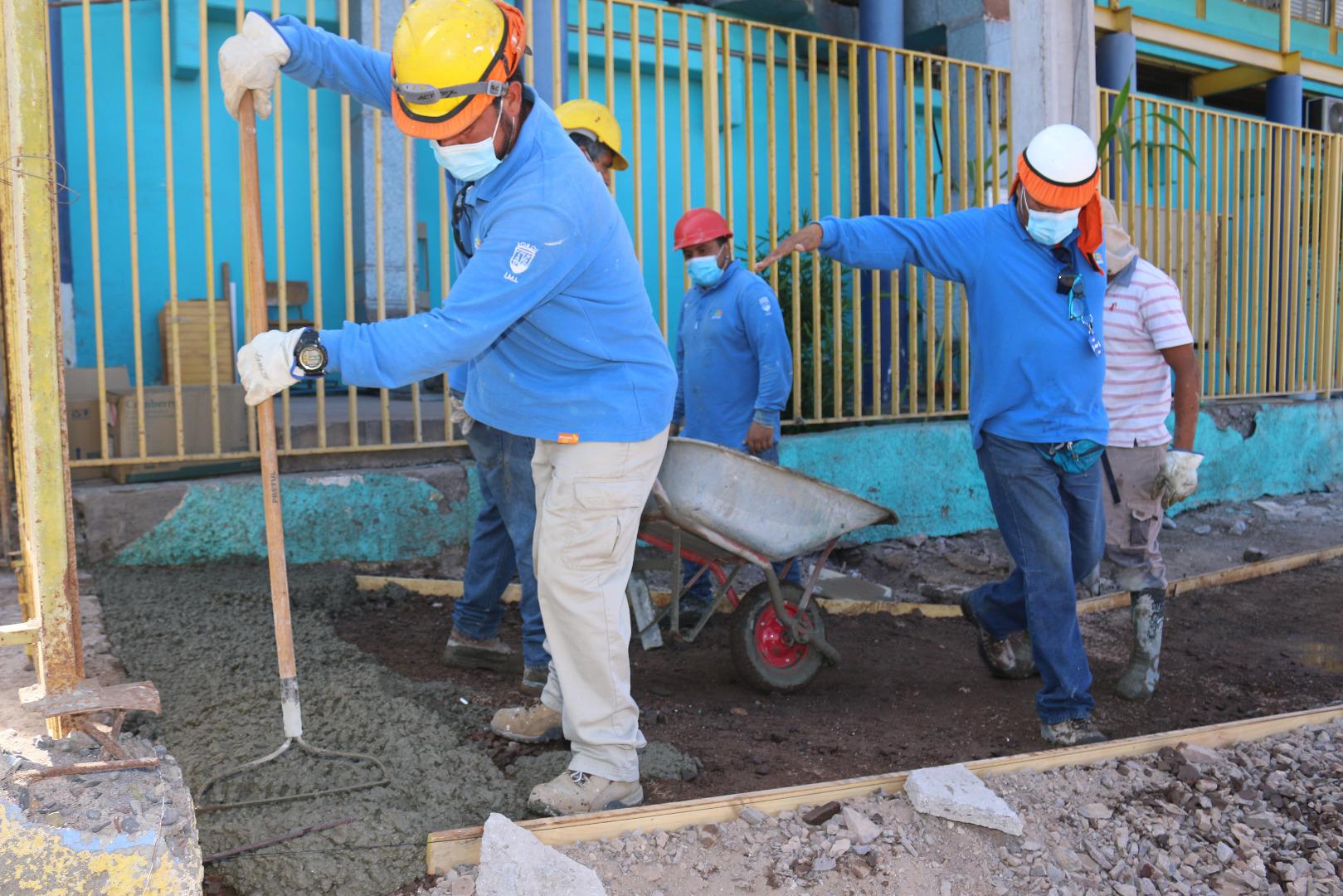 La Municipalidad saluda a las y los trabajadores de Iquique en su día