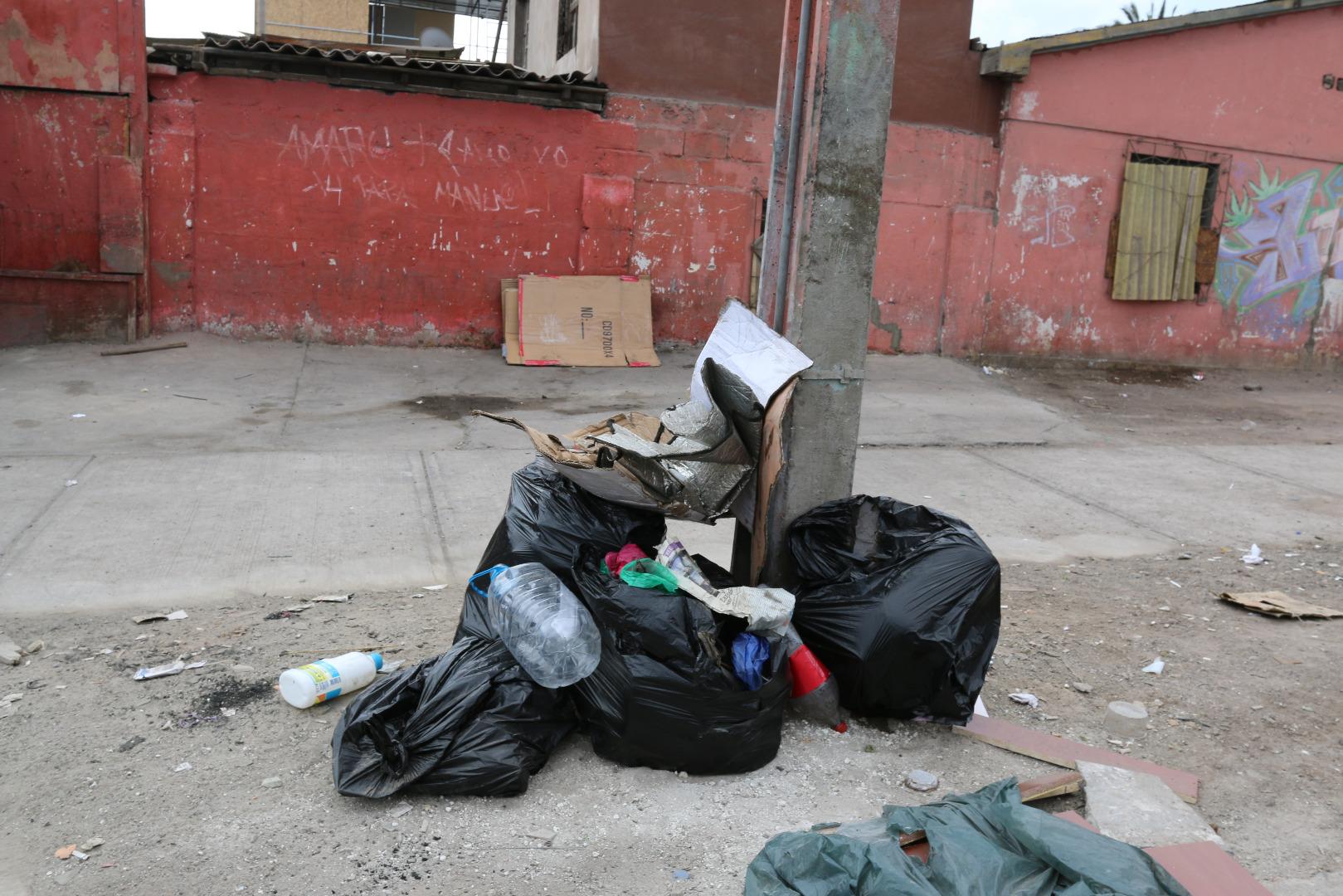 Municipalidad de Iquique ya lleva cerca de 220 notificaciones por depósito irregular de basura y escombros durante 2021