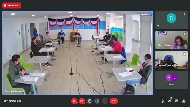 Concejo Municipal de Iquique aprueba solicitar comisión investigadora por crisis migratoria