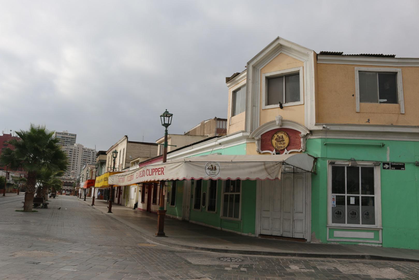 Terrazas para reactivar turismo