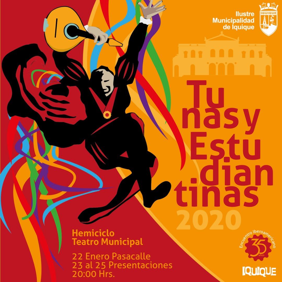 Festival Internacional de Tunas y Estudiantinas